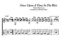 Picture of Once Upon A Time In The West Sheet Music & Tabs